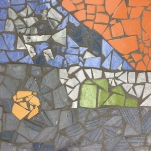 WHS student mosaic