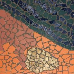 Beach mosaic