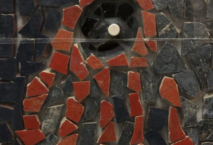 """""""Pentapus"""" NHAMS Mosaic, pregrout"""