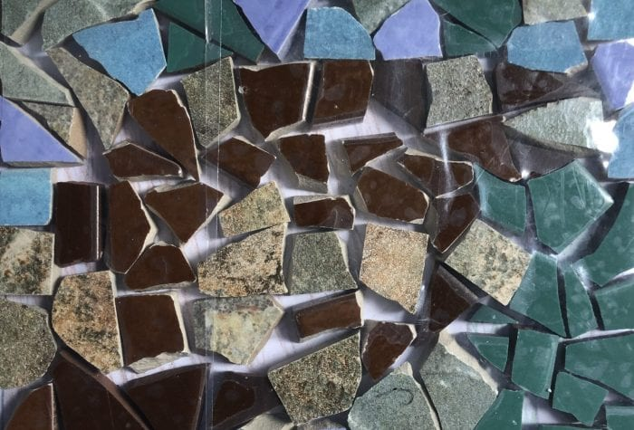 NHAMS mosaic, pregrout